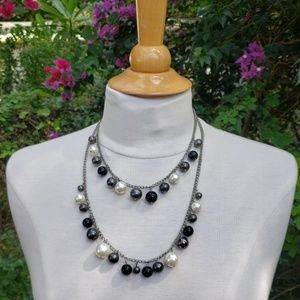 🚨NEW LIST! Layered Faux Pearl Necklace